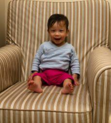 11 Month old Stella!
