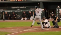 Castellanos at Bat!