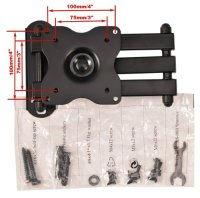 VideoSecu Articulating TV Wall Mount for AOC i2721vh / 27 ...