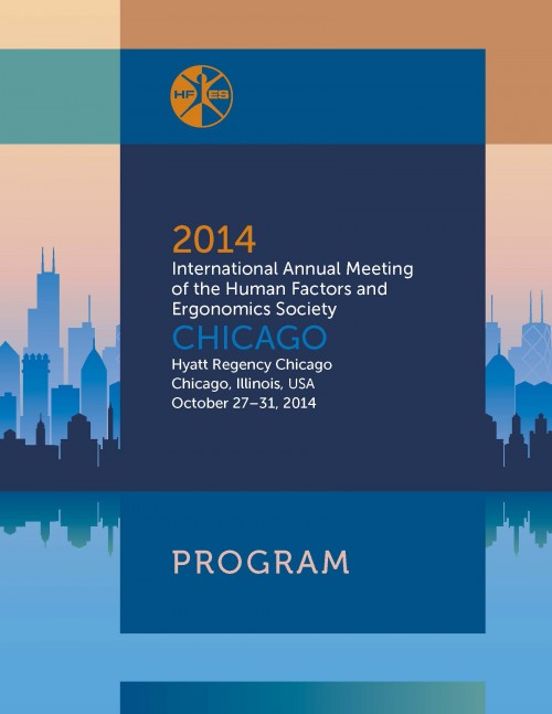 2014 HFES Annual Meeting Program
