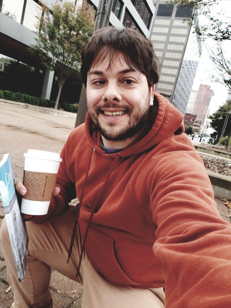 Eric Shay Howard Author of Crushes Selfie