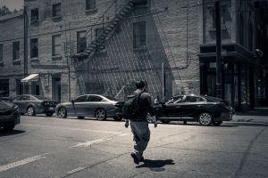 Street Photography in Nulu with my Canon 24mm Lens