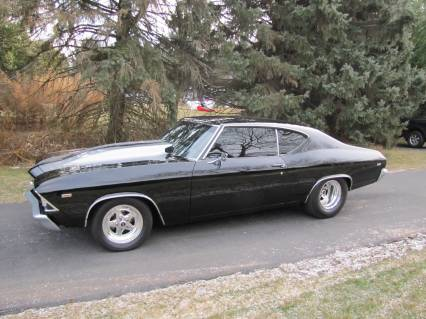 1969 Chevelle Ss Pro Street See Video Img 1
