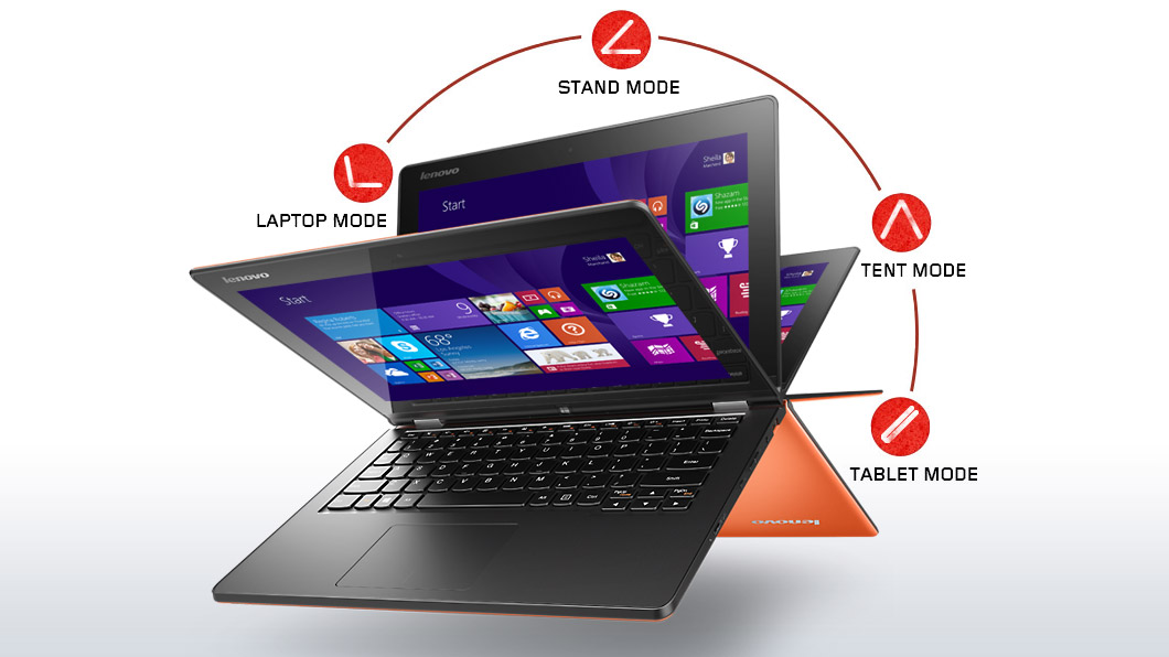 My Review of Windows 8 with the Lenovo Yoga