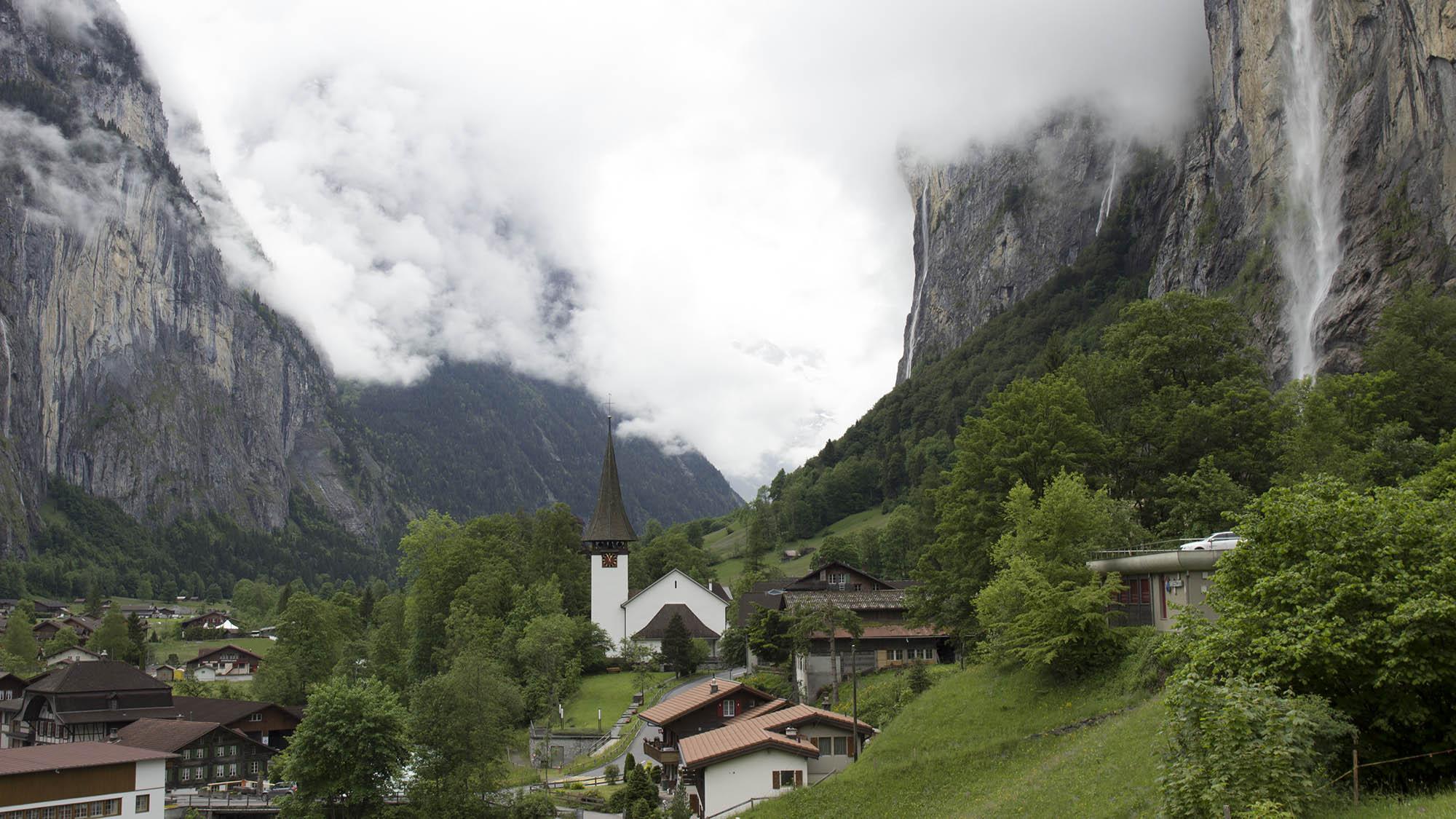 Lauternrunnen Valley
