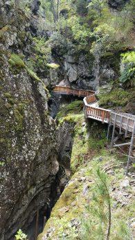 Gornergrat Gorge