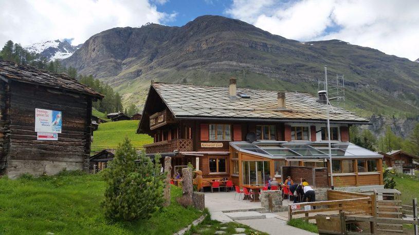 Furi Mountain Restaurant