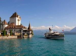 Lake Thun Cruise from Interlaken