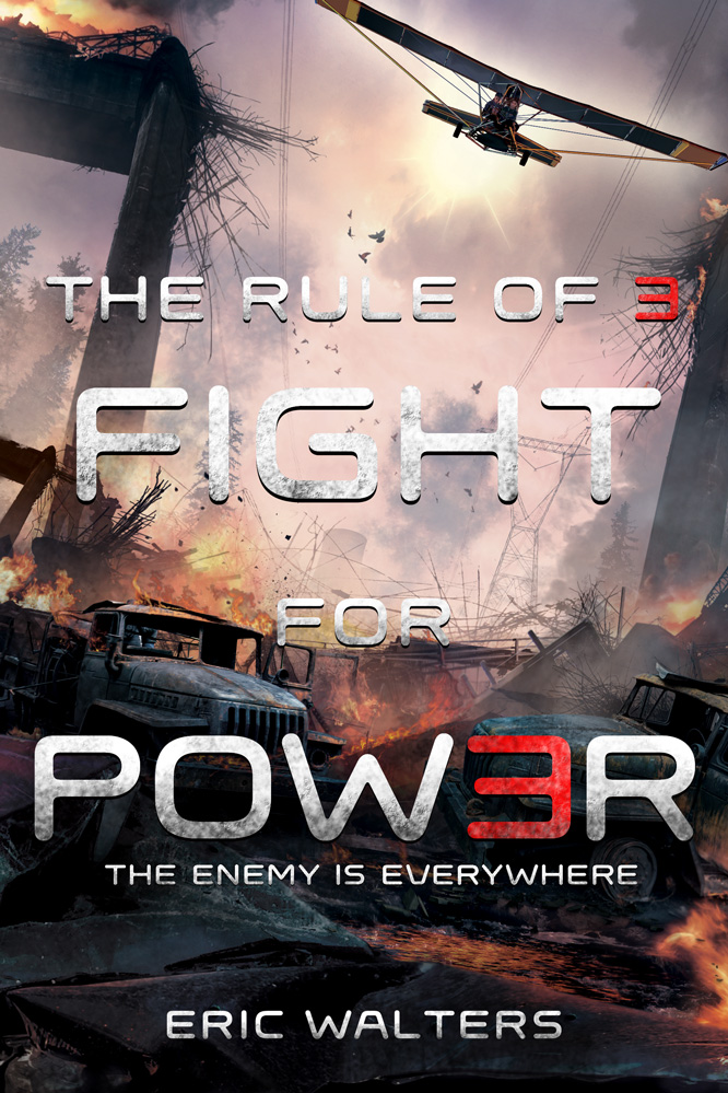 Fight for Power Cover