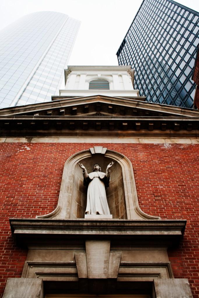 The Shrine of Saint Elizabeth Ann Seton, New York City
