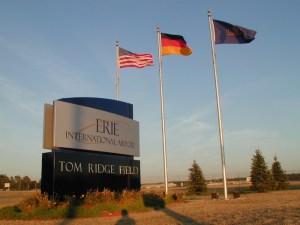 Erie Airport Marque