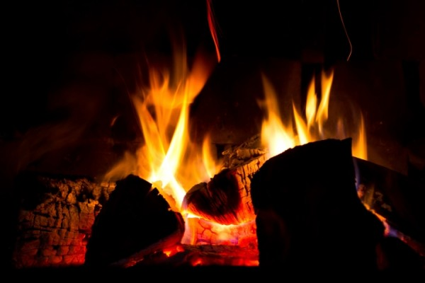 Warm Up Cool Nights with Outdoor Fires