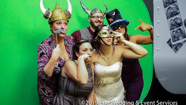 What is a Wedding Photo Booth?