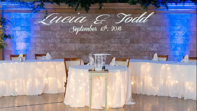 What Is Wedding Lighting?