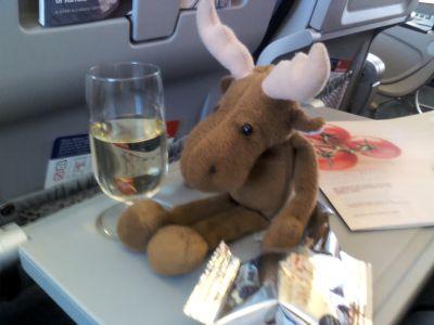 Abschiedsflug mit Aegean Airlines
