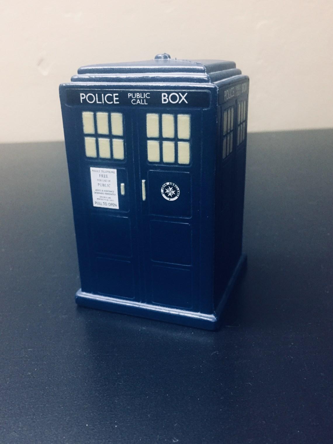 I want a TARDIS