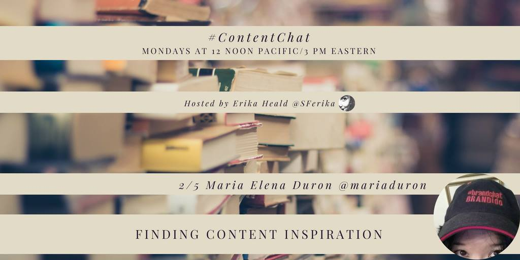 Finding Content Inspiration