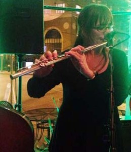 erika may performs with GJP at Evangeline's in the Central West End