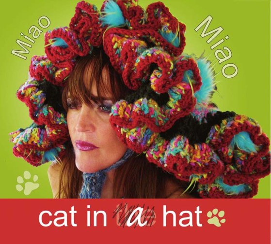 erika may & cat in a hat cd