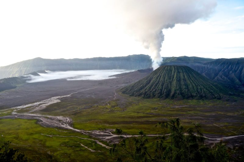 Mt Bromo Volcano