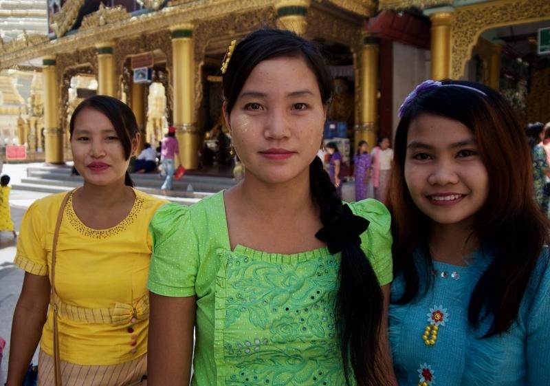 Myanmar is home to some of the friendliest people I've ever met