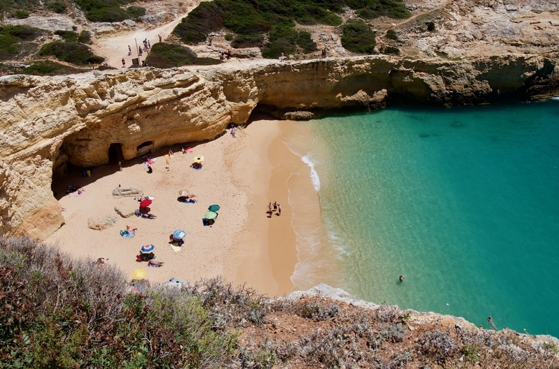 Portugal's Algarve Coast: Hiking, Caves and Azure Seas