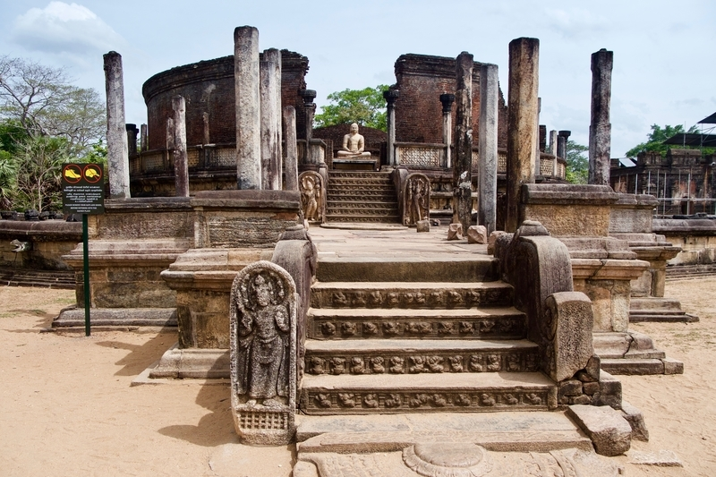 Polonnaruwa Ruins: Cultural Triangle