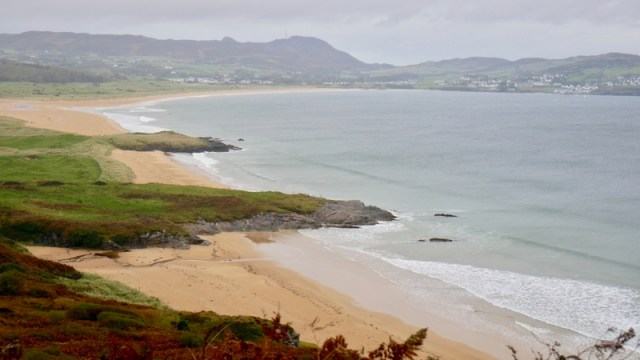 Beaches in Donegal Ireland
