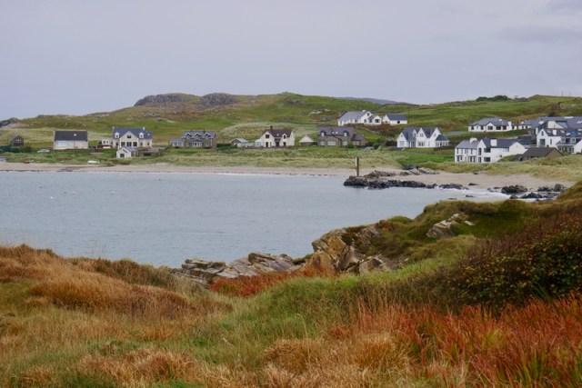 Donegal Coastal Village