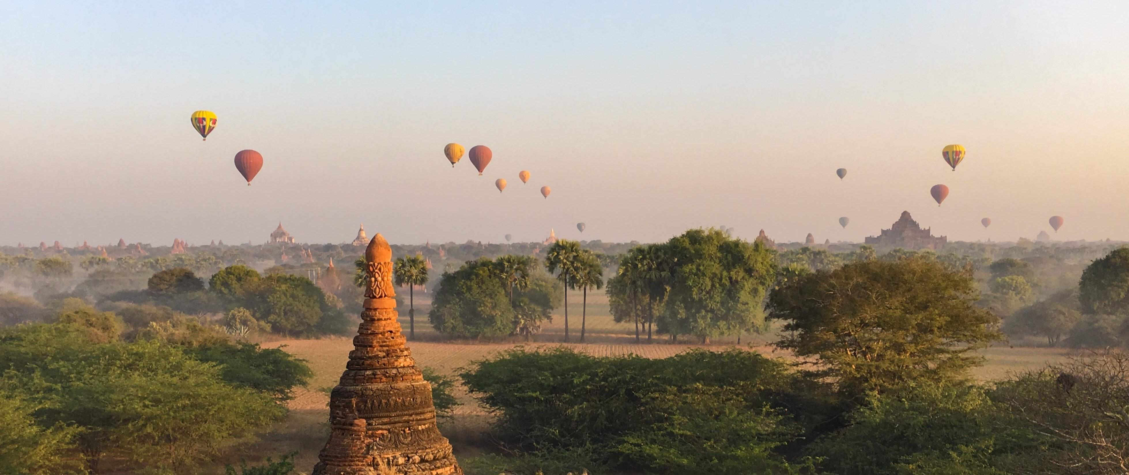 Overnight Bus from Yangon to Bagan, Myanmar - Erika's