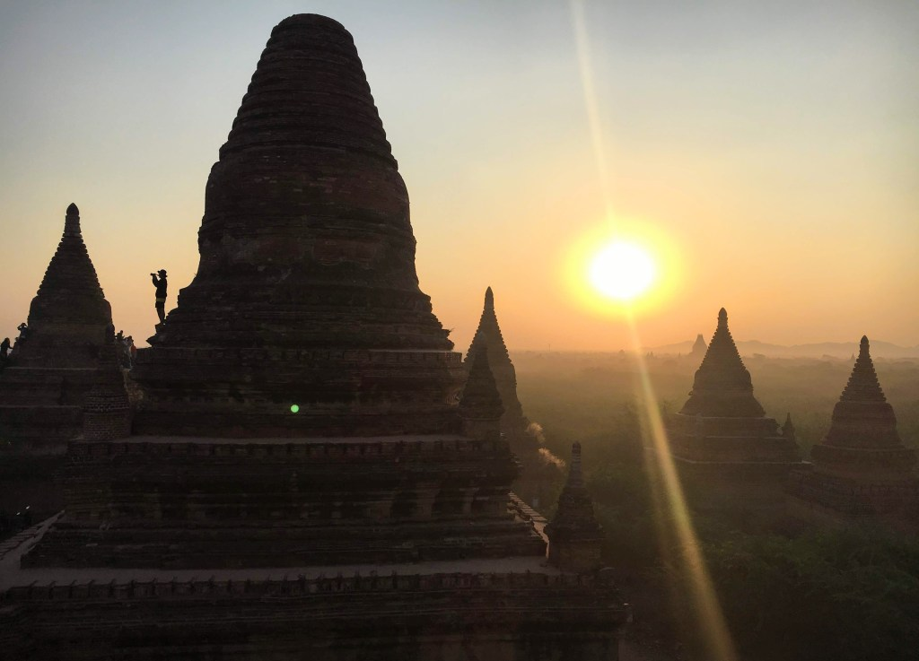 Four Bagan Temples to Climb For Sunrise or Sunset - Erika's
