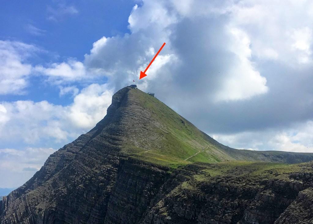 Schynige Platte to First, Grindelwald Hike in Switzerland