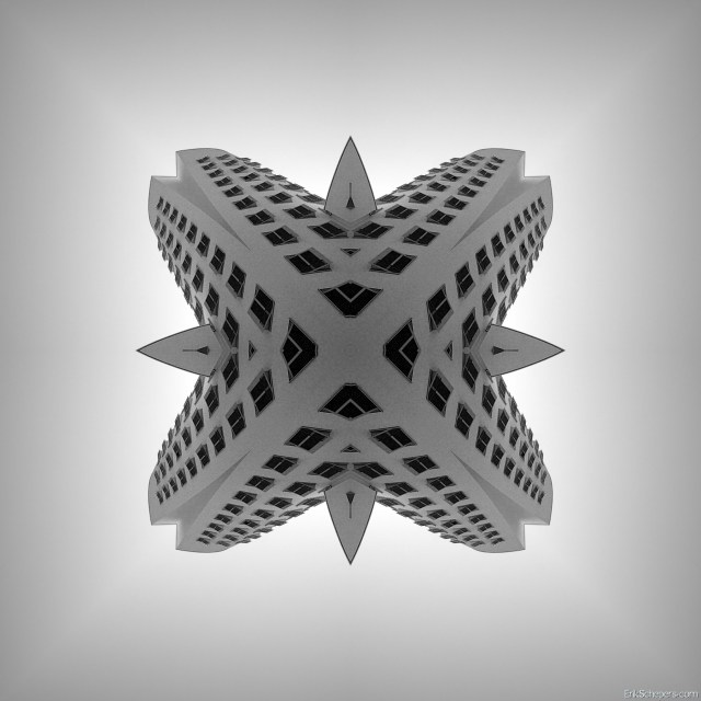 Impossible Symmetric Architecture