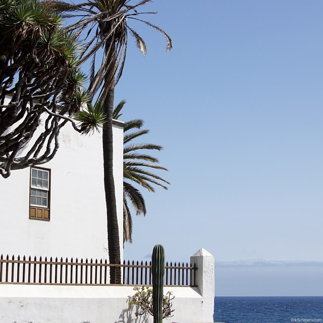 Tenerife: Color and Composition