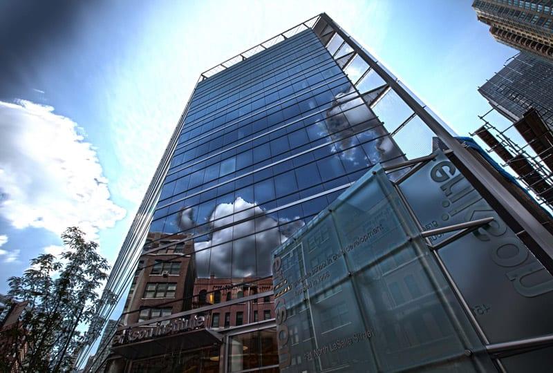 erikson's building
