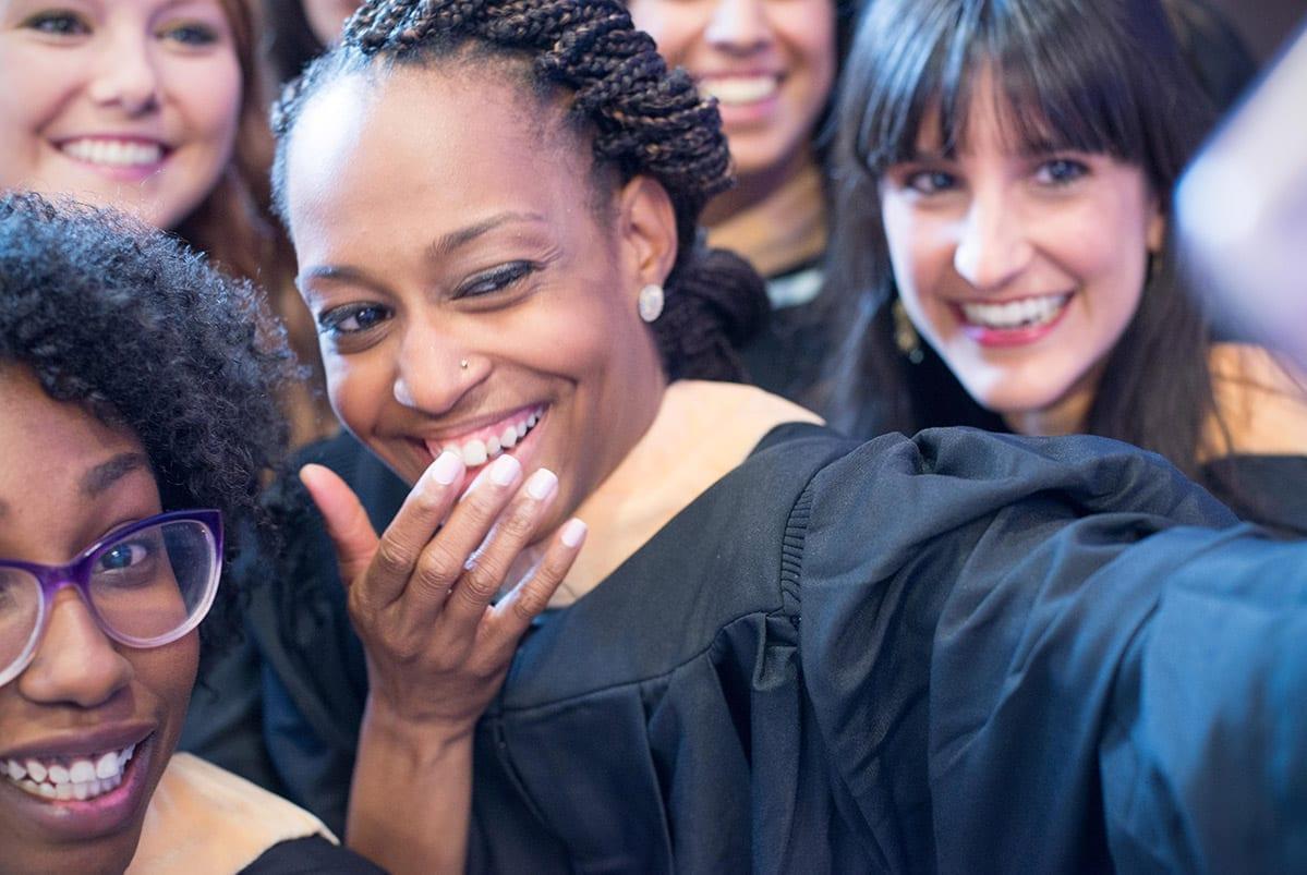 Erikson Commencement 2019 graduates