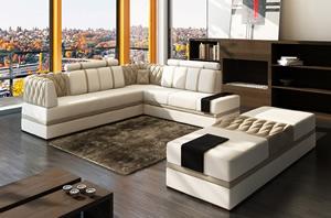 Sof para sala decorada  Decorao de ambientes com