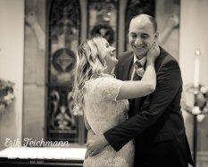 Wedding candid photo