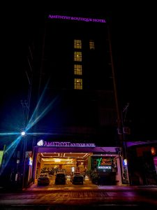 Amethyst Boutique Hotel Cebu - the Facade