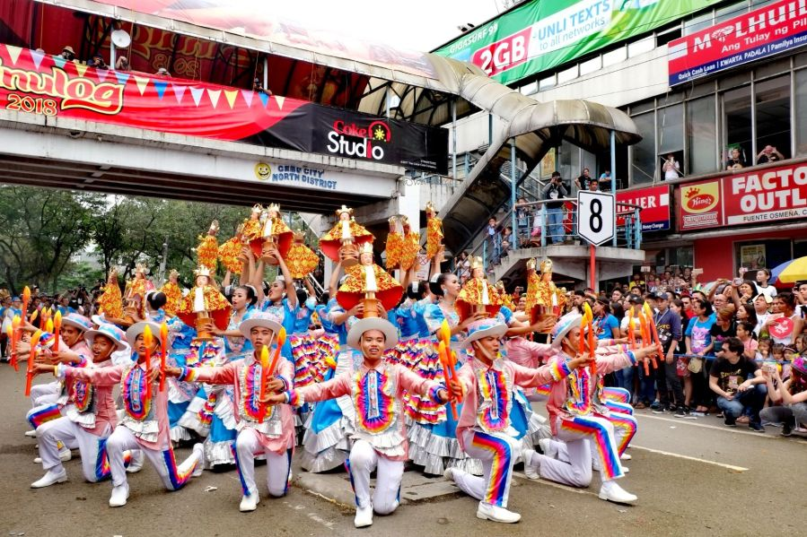 Sinulog Festival : Dancing in the Streets