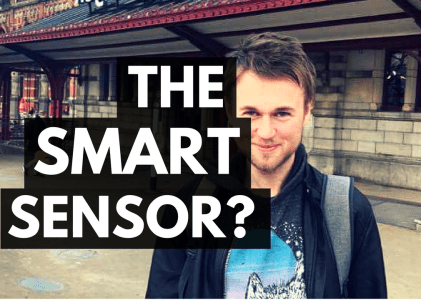 Have You Ever Thought That You're Actually Just A Smart Sensor?
