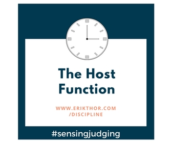 Sensing Judging – The Organisation Intelligence
