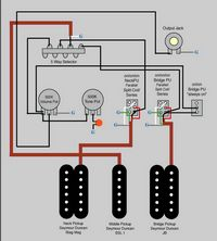 hss wiring diagram seymour duncan 220 volt 3 phase warmoth hsh strat erik z music series parellel single coil from a by zukauskas
