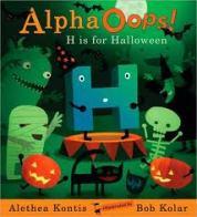 ALPHAOOPS H is for Halloween