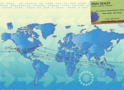 skype map