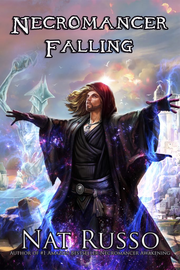 Necromancer Falling: Book Two of The Mukhtaar Chronicles