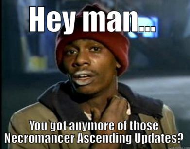 Necromancer Addict