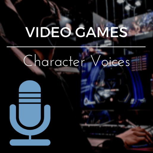 Video Game Voice Samples