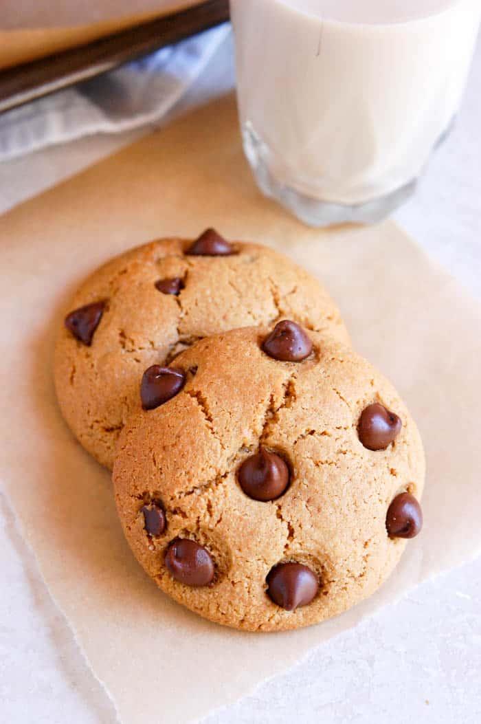 simple paleo chocolate chip