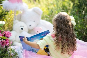 What is your favorite children's book series to read with your children or when you were a kid?